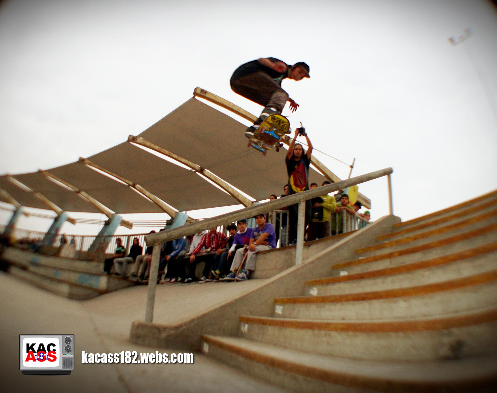 Harold Gutierrez (Best trick)